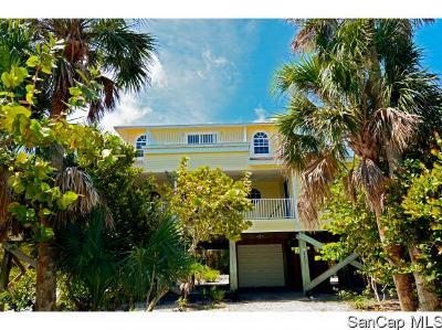 Captiva Single Family Home For Sale: 4531 Schooner Dr