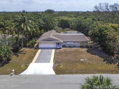 Sanibel Single Family Home For Sale: 714 Durion Ct