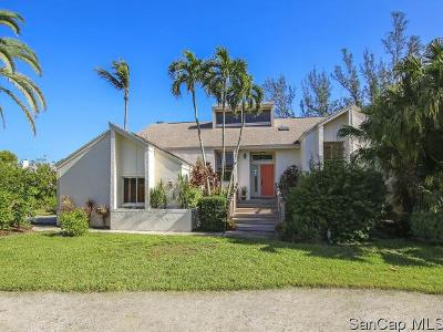 Sanibel Single Family Home For Sale: 9448 Begonia Ct