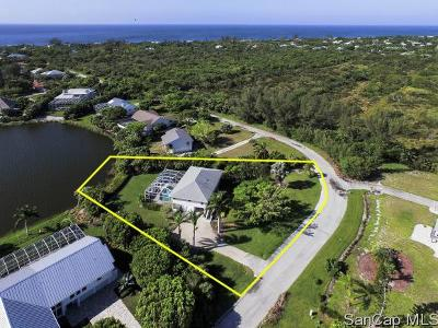 Sanibel Single Family Home For Sale: 585 Lake Murex Cir