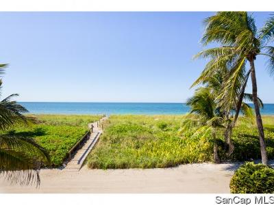 Captiva Condo For Sale: 18 Beach Homes #18