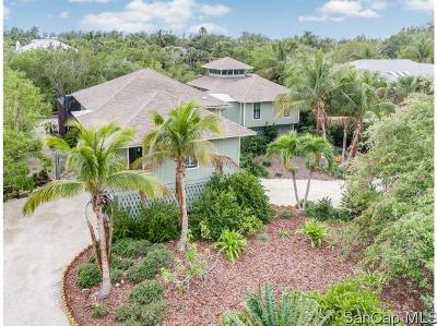 Sanibel Single Family Home For Sale: 6123 Starling Way