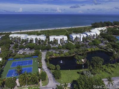 Captiva Condo For Sale: 2523 Beach Villas #2523