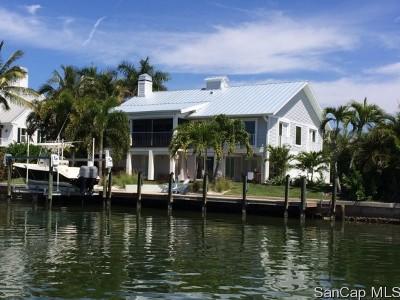 Sanibel Single Family Home For Sale: 1255 Isabel Dr