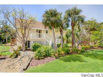 Sanibel Single Family Home For Sale: 5292 Umbrella Pool Rd