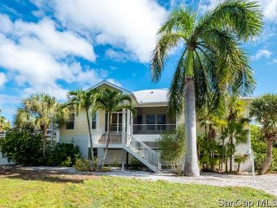 Sanibel Single Family Home For Sale: 5690 Sanibel Captiva Rd