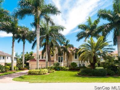 Sanibel Single Family Home For Sale: 1313 Eagle Run Dr