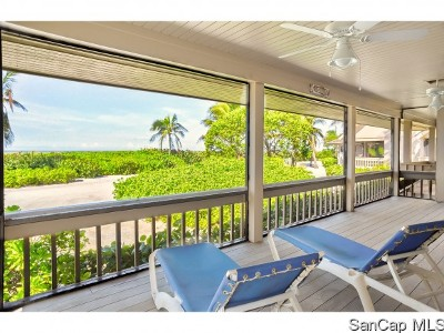 Captiva Condo For Sale: 22 Beach Homes #22