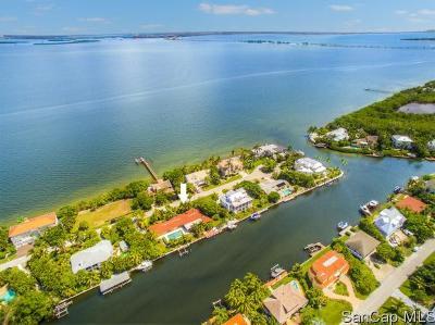 Sanibel FL Single Family Home For Sale: $1,595,000