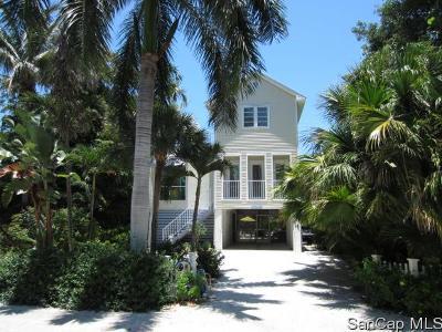 Captiva Single Family Home For Sale: 11506 Wightman Ln