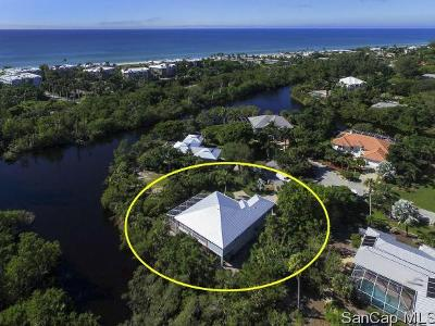 Sanibel Single Family Home For Sale: 3358 Saint Kilda Rd
