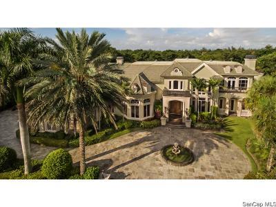 Sanibel Single Family Home For Sale: 5615 Baltusrol Ct