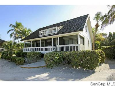 Captiva Condo For Sale: 6 Beach Homes #6