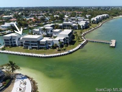 Sanibel Condo For Sale: 760 Sextant Dr #122