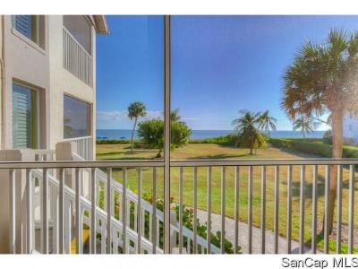 Sanibel Condo For Sale: 2255 W Gulf Dr #101