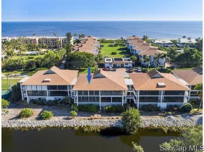 Sanibel Condo For Sale: 1340 Middle Gulf Dr #7C