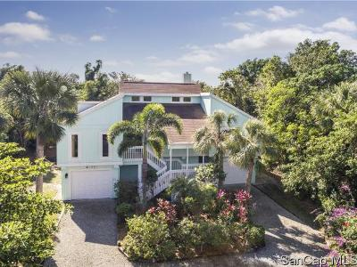 Sanibel Single Family Home For Sale: 5306 Ladyfinger Lake Rd