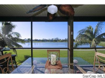 Sanibel Single Family Home For Sale: 1611 Sand Castle Rd