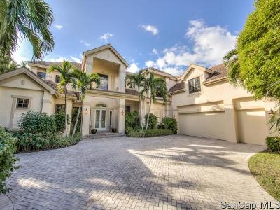 Sanibel Single Family Home For Sale: 2441 Wulfert Rd