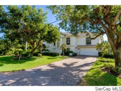 Sanibel Single Family Home For Sale: 1199 Par View Dr