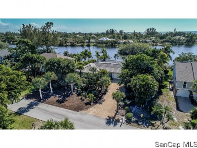 Sanibel Single Family Home For Sale: 3323 Twin Lakes Ln