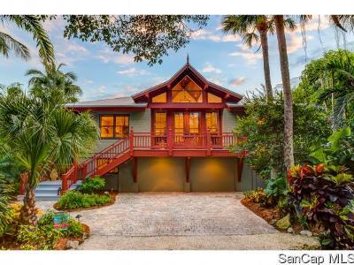 Captiva Single Family Home For Sale: 11541 Wightman Ln