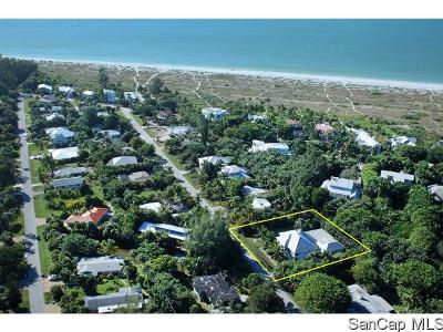 Sanibel Single Family Home For Sale: 1391 Jamaica Dr