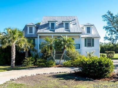 Sanibel Single Family Home For Sale: 1425 Causey Ct