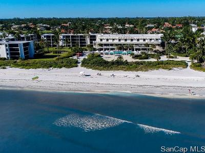 Sanibel Condo For Sale: 1501 Middle Gulf Dr #J207