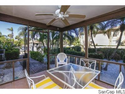 Sanibel Condo For Sale: 5117 Sea Bell Rd #D101