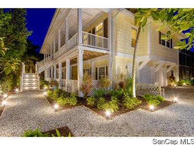 Captiva Single Family Home For Sale: 1124 Longifolia Ct