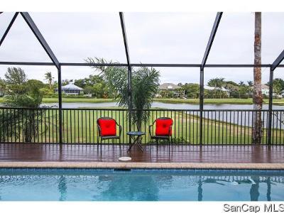 Sanibel Single Family Home For Sale: 9028 Mockingbird Dr