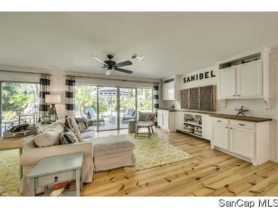 Sanibel Single Family Home For Sale