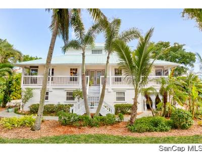 Sanibel Single Family Home For Sale: 9224 Dimmick Dr