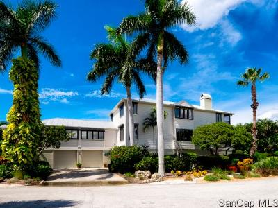 Sanibel Single Family Home For Sale: 1475 Angel Dr