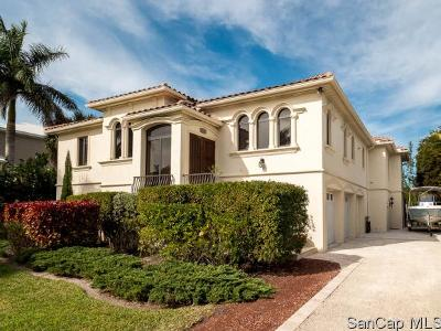 Sanibel Single Family Home For Sale: 1316 Eagle Run Dr
