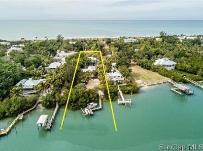 Captiva Single Family Home For Sale: 16181 Captiva Dr