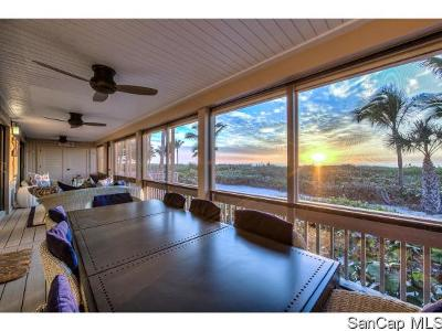 Captiva Condo For Sale: 13 Beach Homes #13