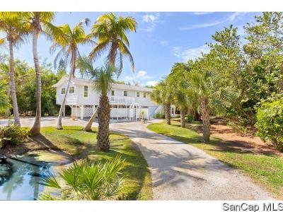 Sanibel Single Family Home For Sale: 753 Cardium St