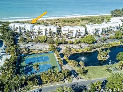 Captiva Condo For Sale: 2625 Beach Villas #2625
