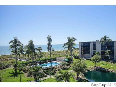 Sanibel Condo For Sale: 1401 Middle Gulf Dr #Q 404