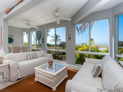 Sanibel Single Family Home For Sale: 4809 Tradewinds Dr