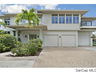 Sanibel Single Family Home For Sale: 3832 Coquina Dr