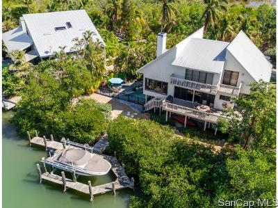 Sanibel Single Family Home For Sale: 1743 Venus Dr