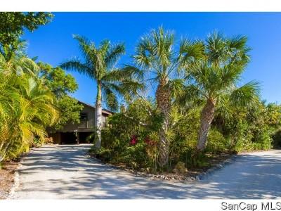Sanibel Single Family Home For Sale: 978 Black Skimmer Way