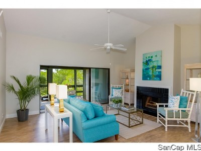 Sanibel Single Family Home For Sale: 4239 Gulf Pines Dr