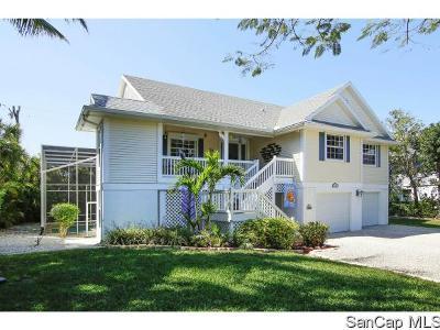 Sanibel Single Family Home For Sale: 330 E Gulf Dr