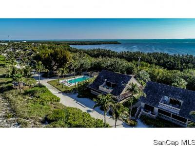 Captiva Condo For Sale: 17 Beach Homes #17