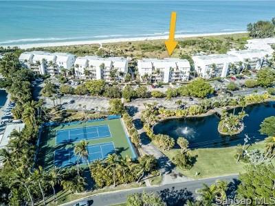 Captiva Condo For Sale: 2426 Beach Villas #2426