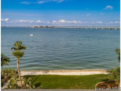 Sanibel Single Family Home For Sale: 1008 Bayview Dr